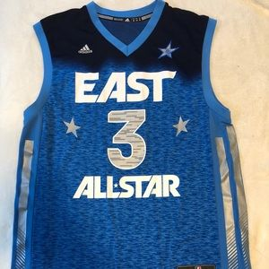 Dwyane Wade All Star Jersey